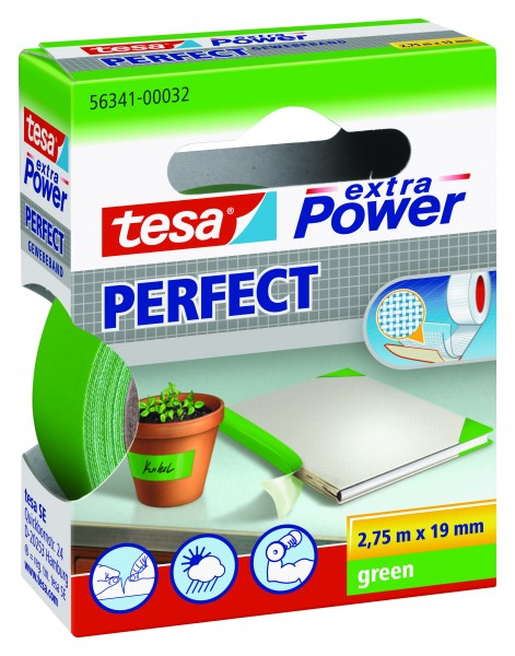 tesa-extra-power-gewebeband-perfect-2-75-m-x-19-mm
