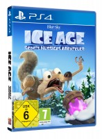 PS4 Spiel Ice Age: Scrats Nussiges Abenteuer