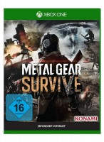 XBoxOne Spiel Metal Gear: Survive