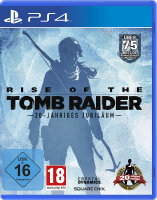 PS4 Spiel Rise of the Tomb Raider