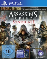 PS-4 Spiel Assassins Creed Syndicate