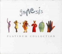 CD - Gonesis - The Platinum Collection