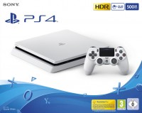 PS4 Konsole 500GB Slim