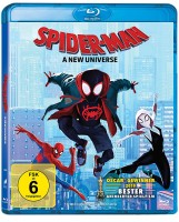 Blu-ray Spider-Man: A new Universe