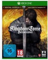 XBoxOne Spiel Kingdom Come Deliverance