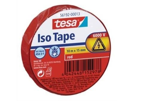 tesa-isolierband-10-m-x-15-mm-rot