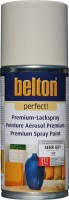 belton perfect Lackspray weiß